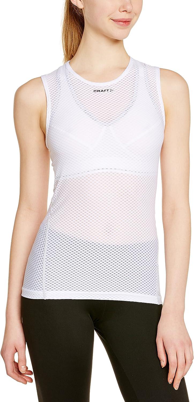 Craft Womens Cool Mesh Superlight Sleeveless Skiing Cycling Base Layer Shirt