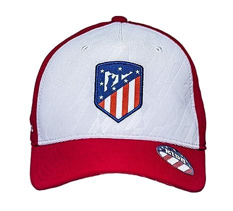Atlético de Madrid Gorra Infantil Rojiblanco Producto Oficial ...