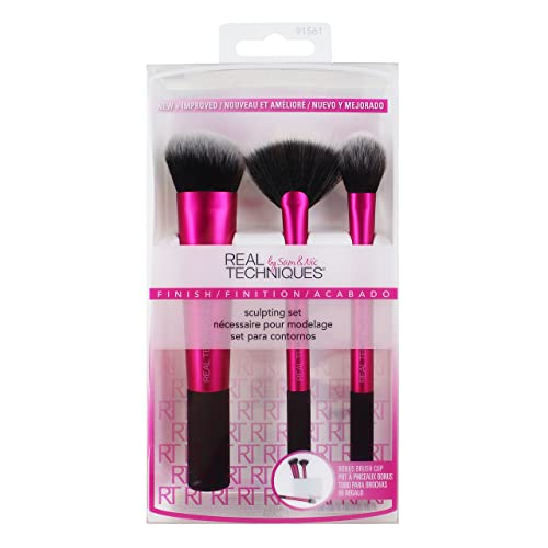 Real Techniques Sculpting Make-up Brush Set