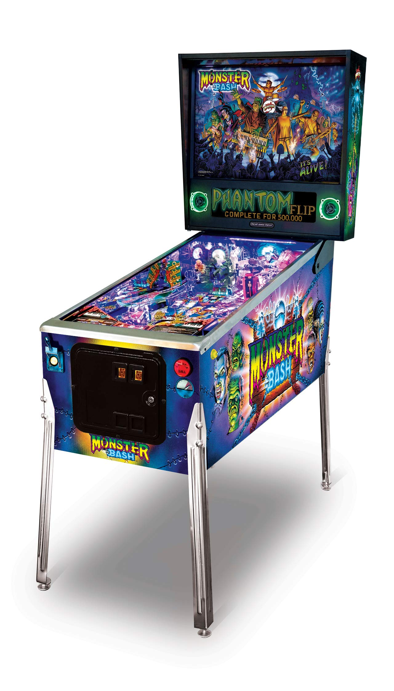 Monster Bash SE by Chicago Gaming