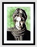 The Art Stop Painting Portrait POP Star Musician