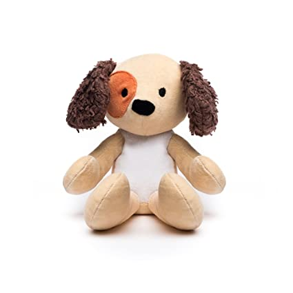 Amazon Com Bears For Humanity Organic Puppy Animal Pals Plush Toy