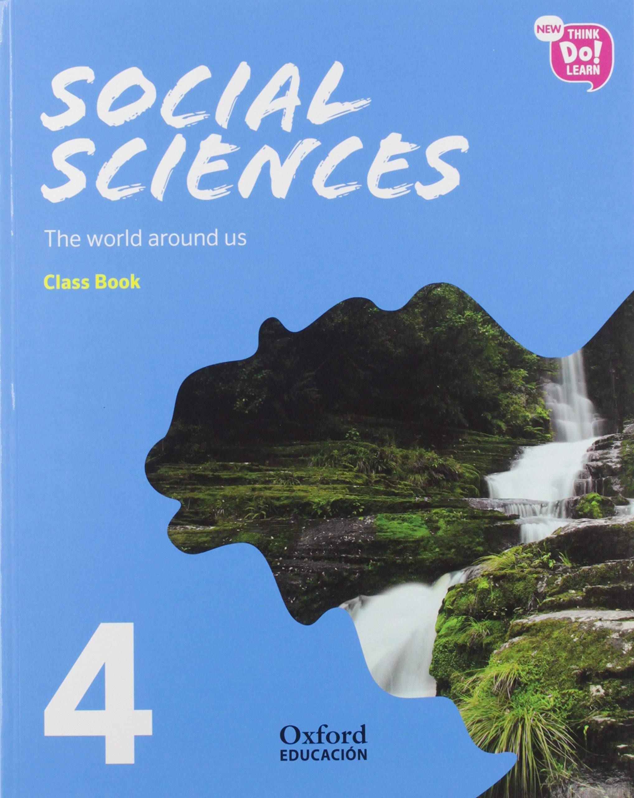 New Think Do Learn Social Sciences 4. Class Book Pack National Edition: Amazon.es: Libros en idiomas extranjeros
