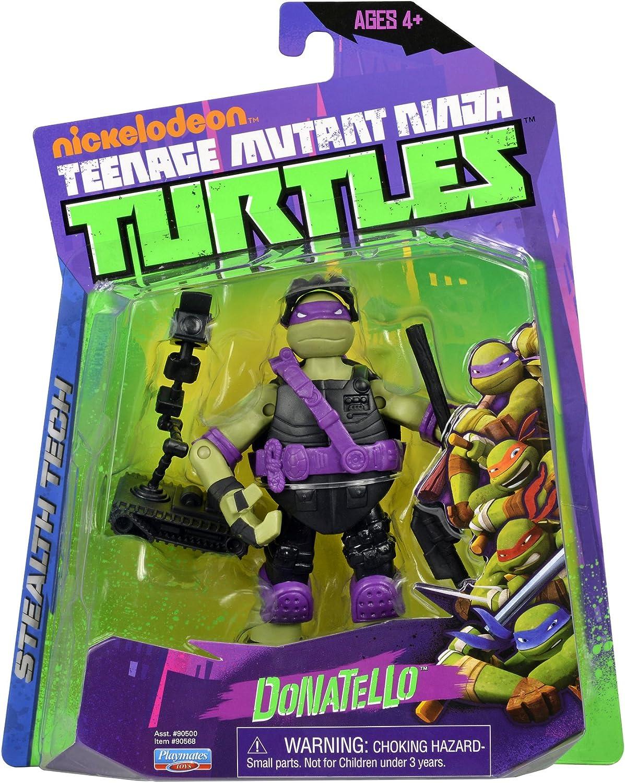 Amazon.com: Teenage Mutant Ninja Turtles Stealth Tech ...