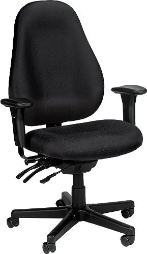 Eurotech Seating Slider Seat Swivel Chair