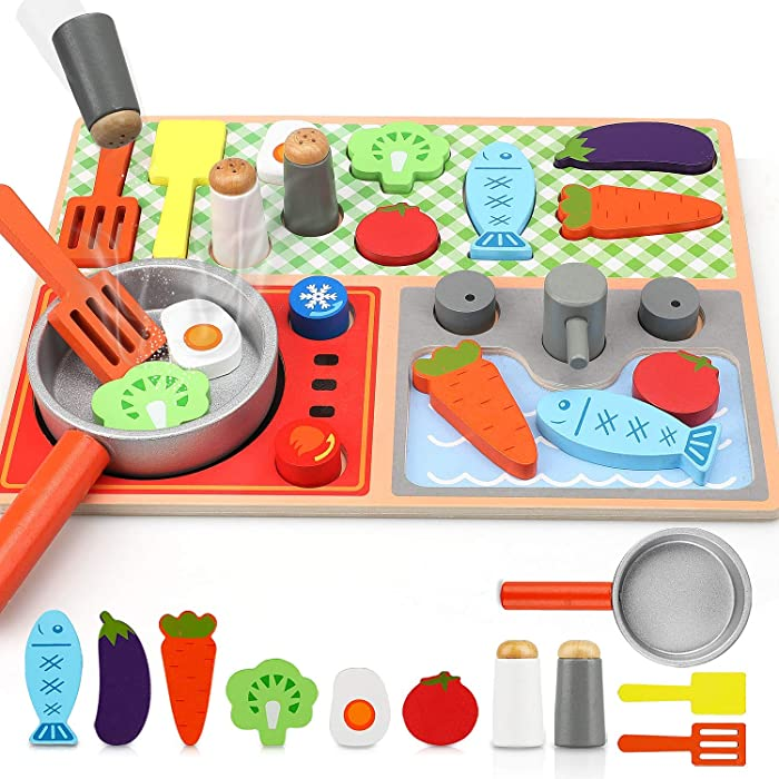 Top 9 Kid Toy Food And Stove