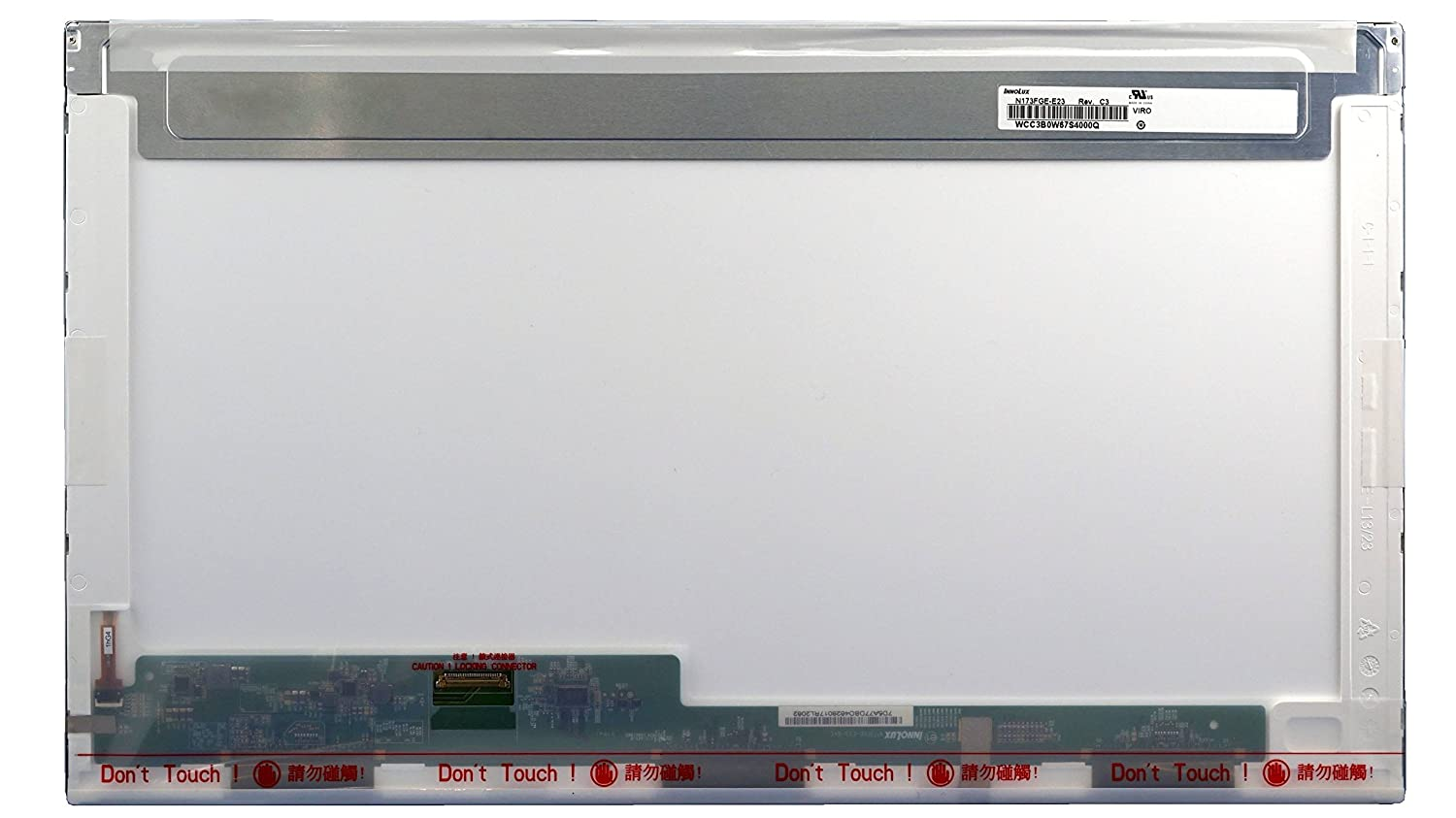 e1 Replacement LAPTOP LCD Screen 17.3 WXGA++ LED DIODE LP173WD1-TPE1 tp Lg Philips Lp173wd1 Substitute Only. Not a