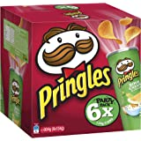 Pringles Sour Cream & Onion, 6 Pack (6 x 134g)