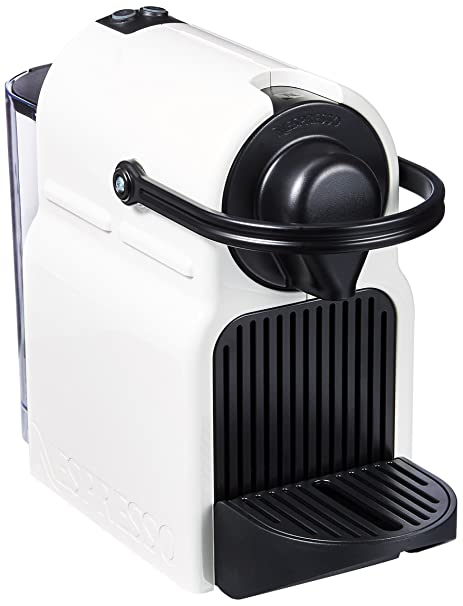 Amazon.com: Nespresso Inissia – Cafetera, color blanco ...