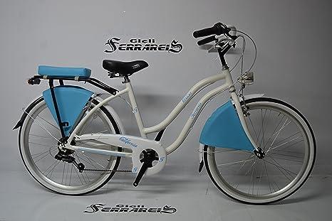 Cicli Ferrareis Bici DA Donna Cruiser Custom Chopper 26 Unisex ...