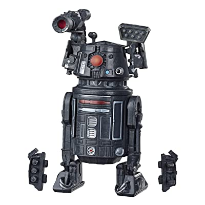 """Star Wars The Black Series Doctor Aphra Comics 6""""-Scale BT-1 (Beetee) Figure: Toys & Games"""
