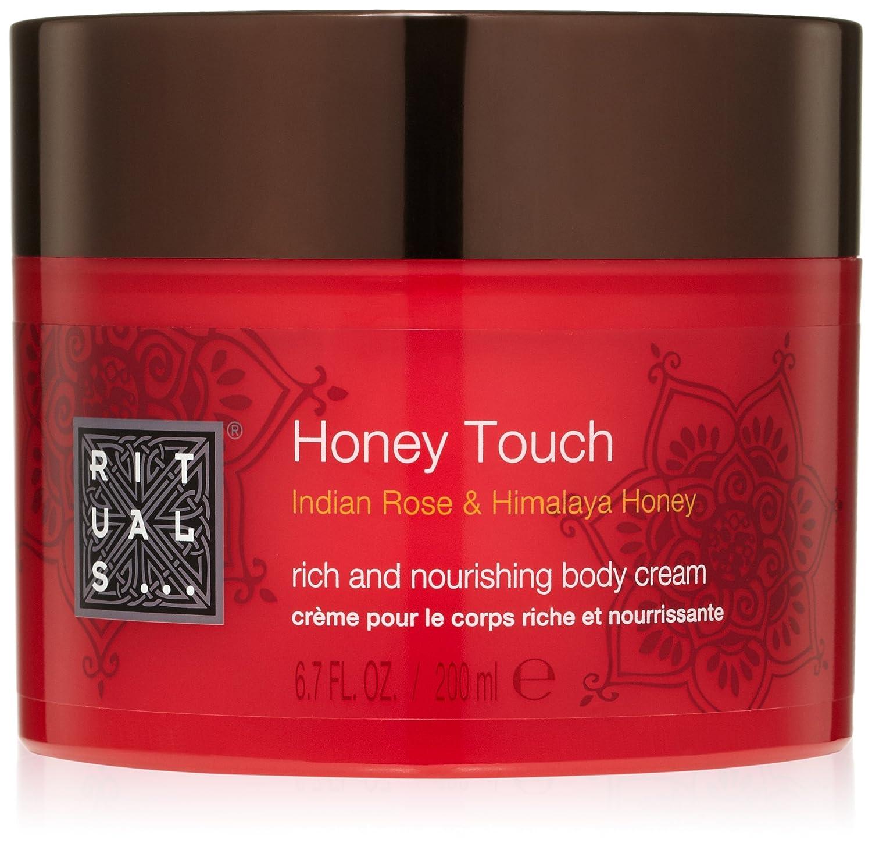 rituals honey touch body cream 200 ml ebay. Black Bedroom Furniture Sets. Home Design Ideas