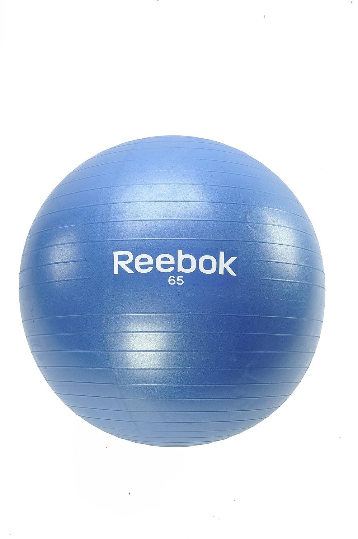 Reebok Gymnastikball 65cm Pelota para Fitness, Unisex, Azul, 65 cm ...