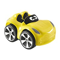 Chicco 00009360000000 Mini Turbo Touch Macchina Yuri, Giallo