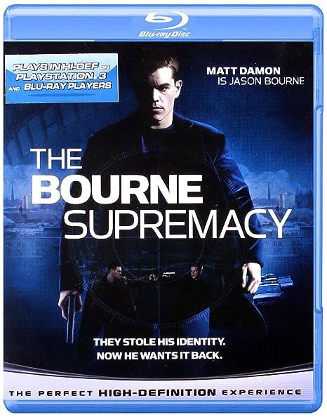 the bourne supremacy actors