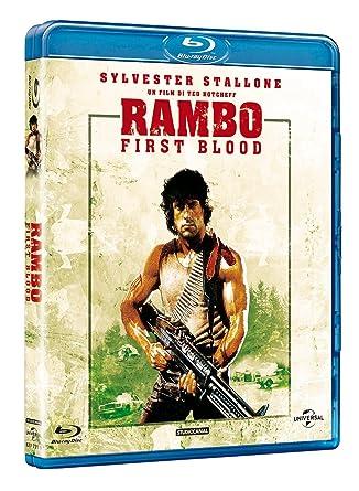 rambo - first blood blu-ray registi ted kotcheff Italia Blu-ray: Amazon.es: vari, vari, vari: Cine y Series TV