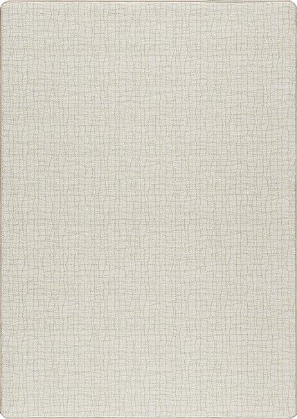 Imagine Bartack Graphite Solid Waves 2 8 X 3 10 Milliken Area Rug 6429 By Ruglots Furniture Decor Amazon Com