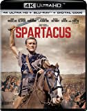 Spartacus (4K Ultra Hd/Blu-Ray/Digital)