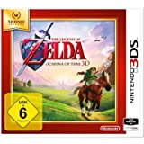 Nintendo 3DS The Legend of Zelda Ocarina of Time 3S Selects