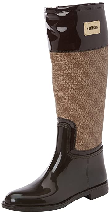 Guess New Sissy, Bottes Femme, (Marrone), 37 EU  Amazon.fr ... efe73afab091