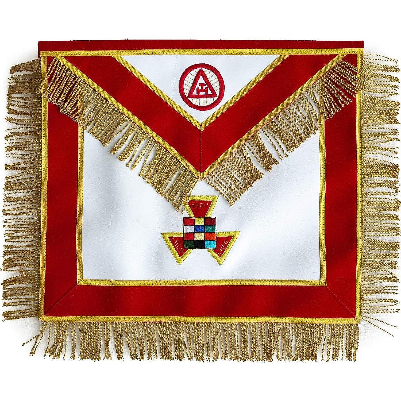 Amazon com: Bricks Masons Masonic Royal Arch Past High Priest Apron