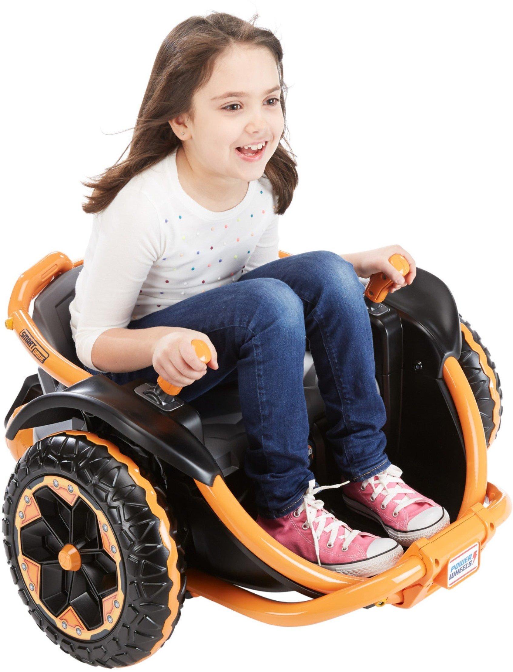 Fisher-Price Power Wheels Wild Thing, Orange by Fisher-Price