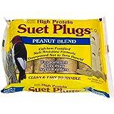 Wildlife Sciences 4-Piece Suet Plugs Peanut Blend