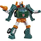 Transformers Toys Generations War for Cybertron: Earthrise Deluxe WFC-E5 Hoist Action Figure - Kids Ages 8 and Up, 5.5-inch