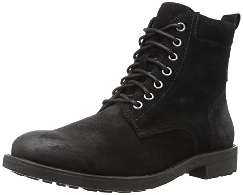 e304f3f74eb Amazon Brand - 206 Collective Men's Denny Lace-up Motorcycle Boot