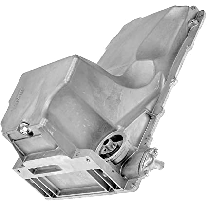 Amazon Com Apdty 375246 Engine Oil Pan Aluminum Assembly W Drain