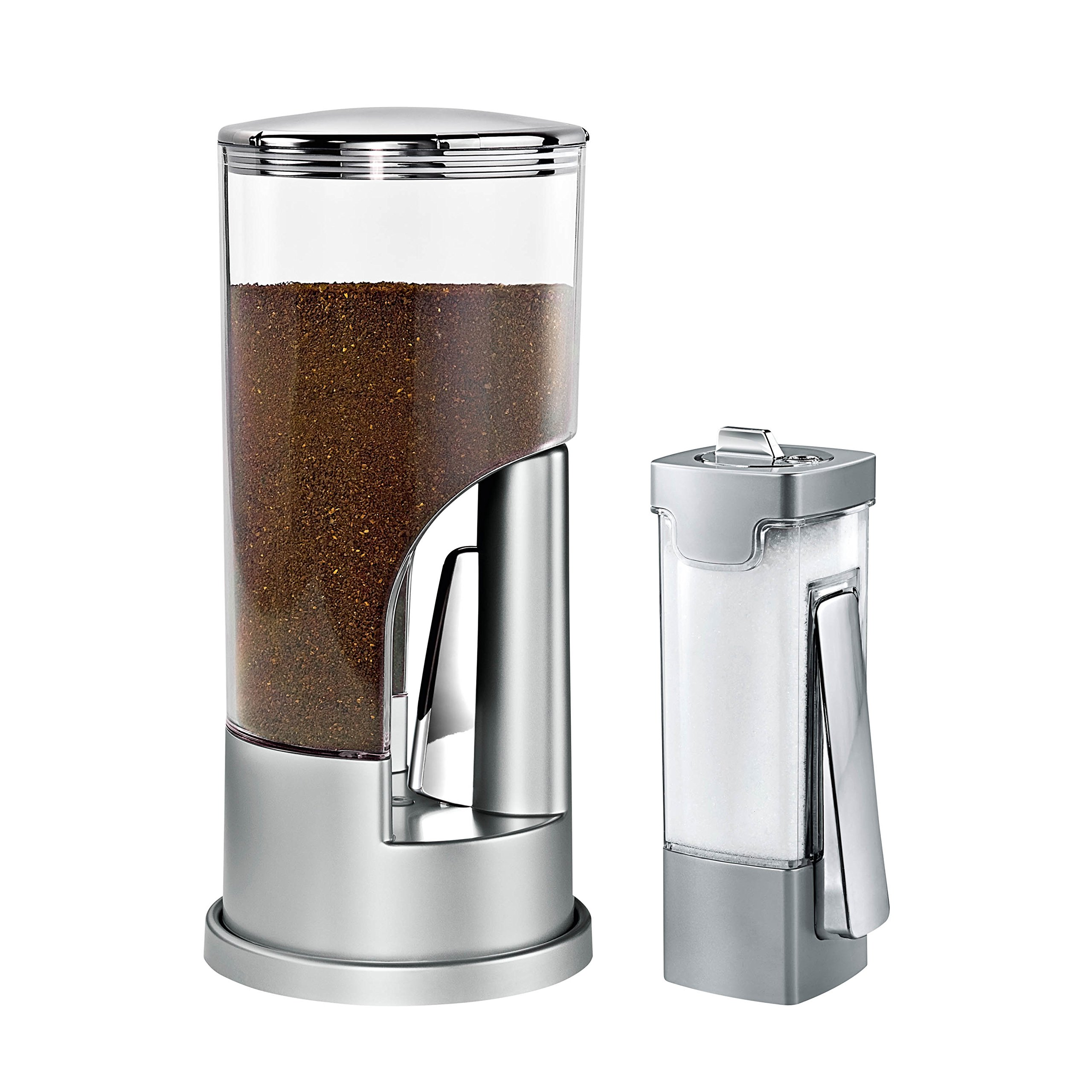 Honey-Can-Do KCHX06082 Coffee Dispenser & Sugar Dispenser Set by Honey-Can-Do