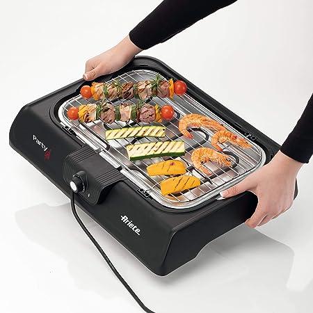 Elettrico Griglia da Tavolo 2200W Barbecue Balcone