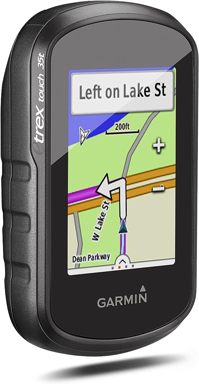 Garmin 010 01325 15 Etrex Touch 35t Mit Topo Kanada 100 K Elektronik