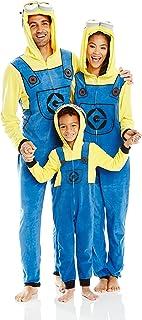 8c3500d2a8 Despicable Me Boysu0027 Minion Family Cosplay Union Suit Sc 1 St Amazon.com