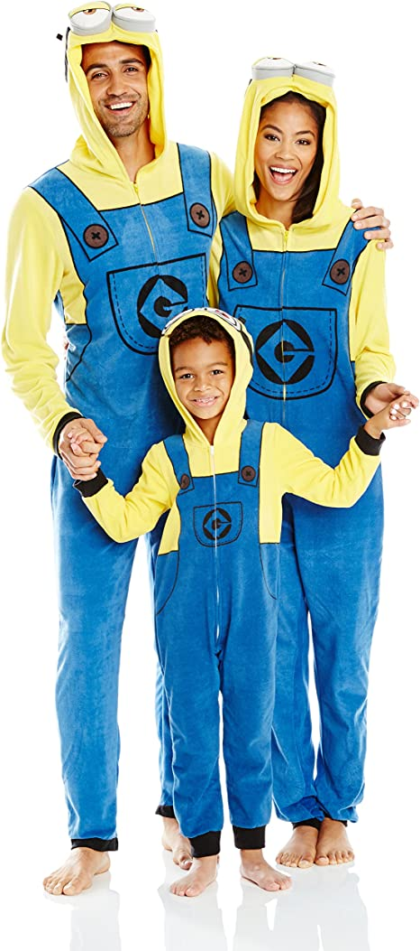 Amazon.com: Despicable Me - Traje de fiesta para niño, 8 ...