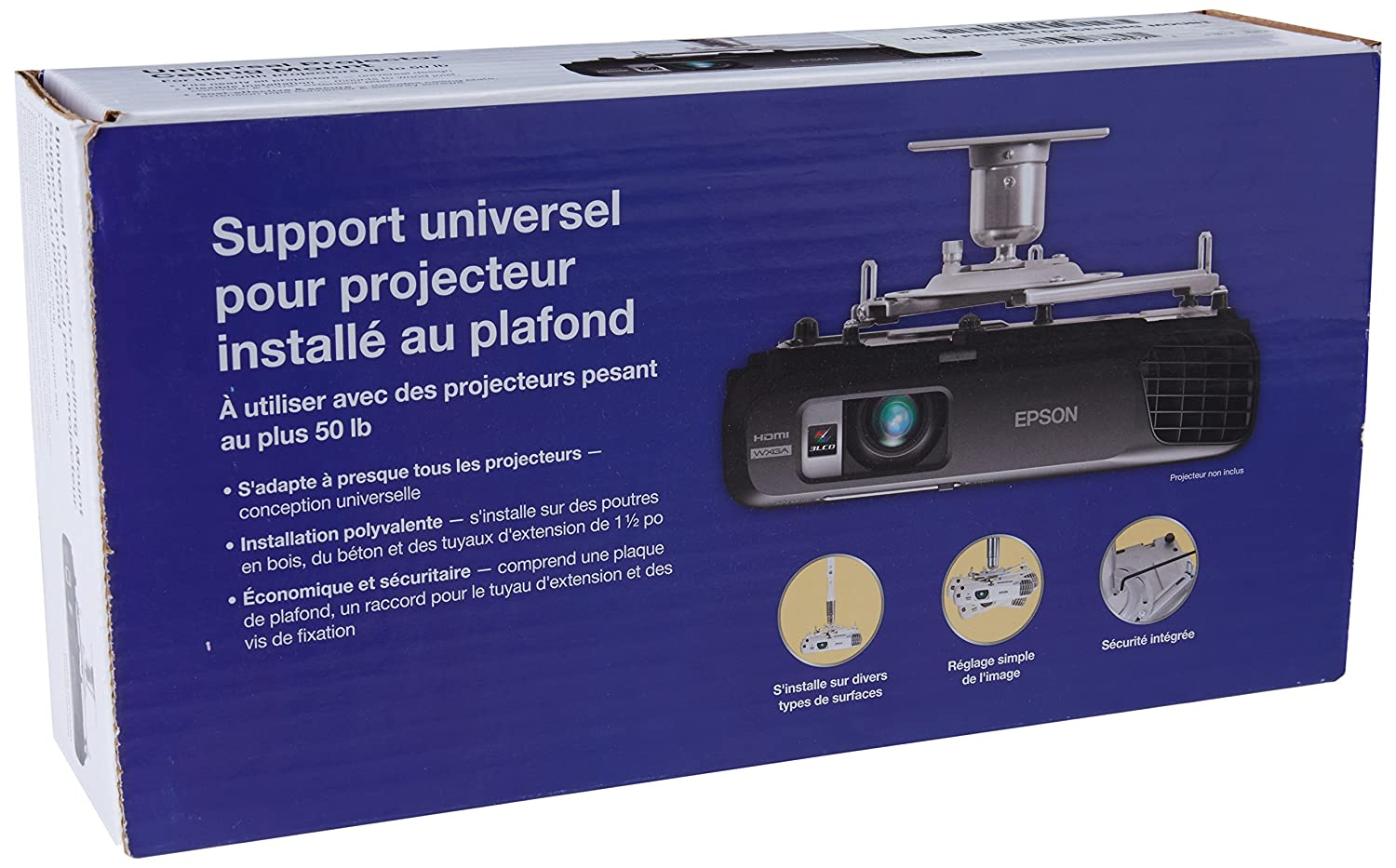 to universal projector epson ceiling watch youtube chief mount peerless vapex mounts similar
