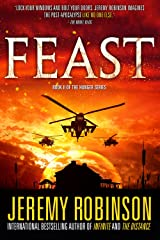 Feast (The Hunger Series Book 2) Kindle Edition