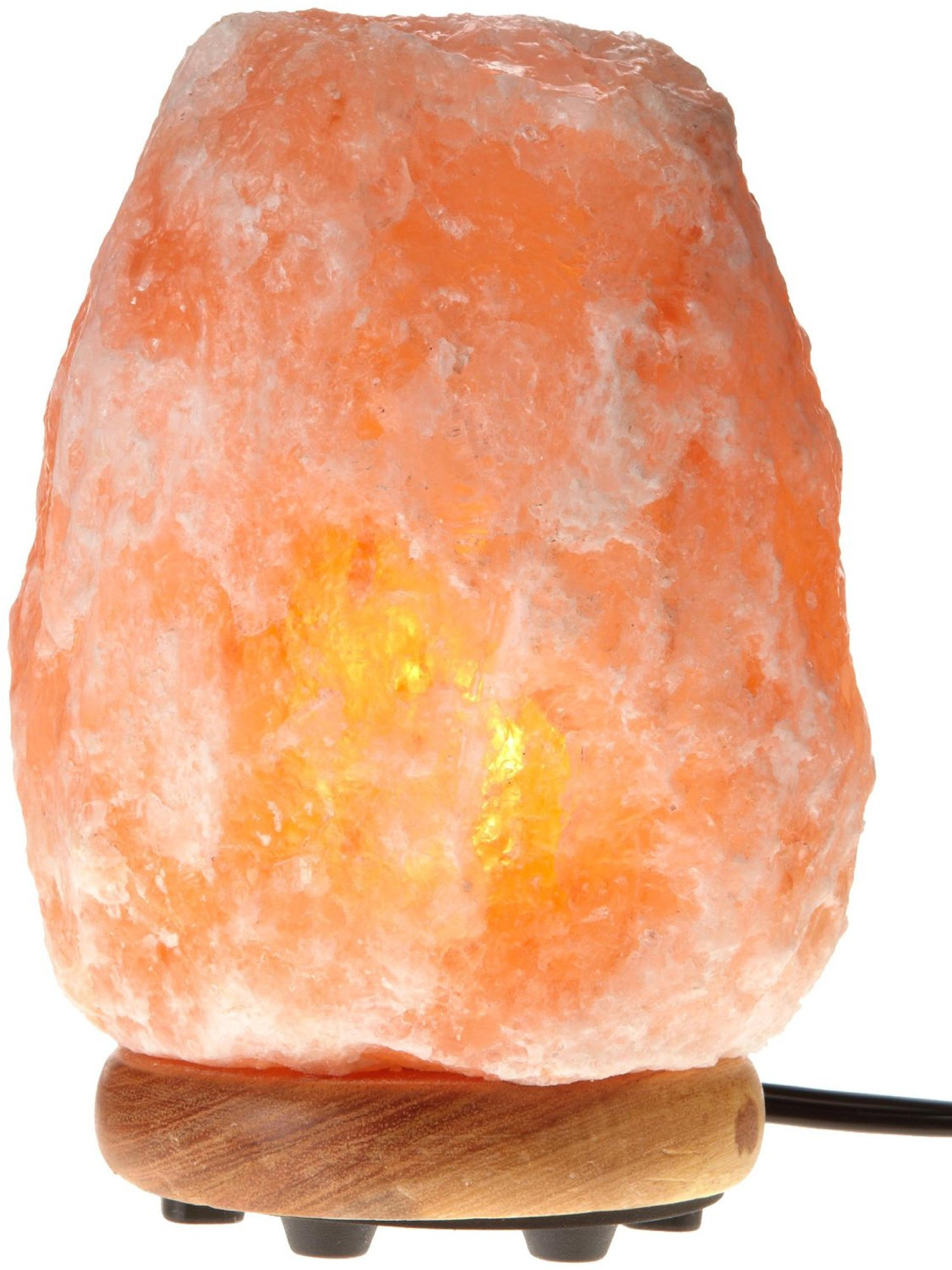 Himalayan Glow Salt Lamp, Rare Limited Edition, 25-35 lbs, Floor Lamp, Home Decor, Dimmable, New Launch 2018 by WBM