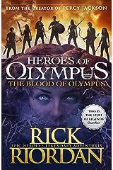 The Blood of Olympus (Heroes of Olympus Book 5) Paperback