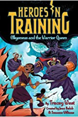 Alkyoneus and the Warrior Queen (Heroes in Training Book 17) Kindle Edition