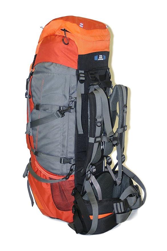 90ab8f1fd4 MONTIS NADEL 80+20 - Zaino/borsa da trekking - 100 L: Amazon.it: Sport e  tempo libero