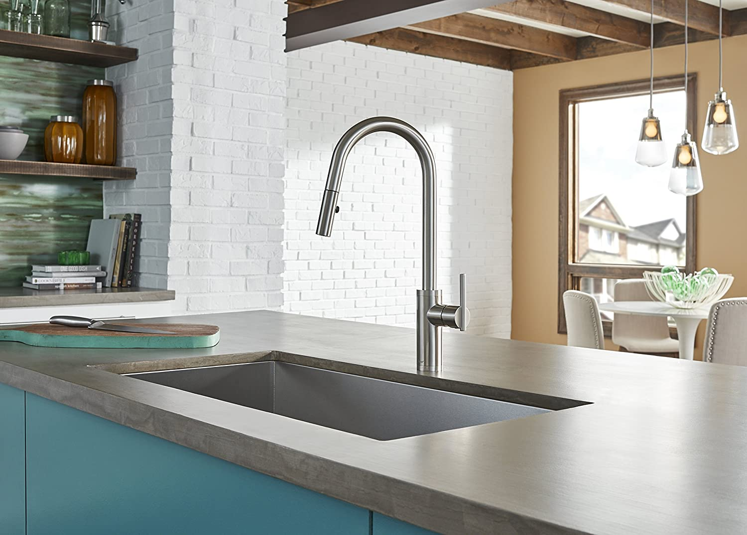 danze rated faucets reviews best parma kitchen faucet top products