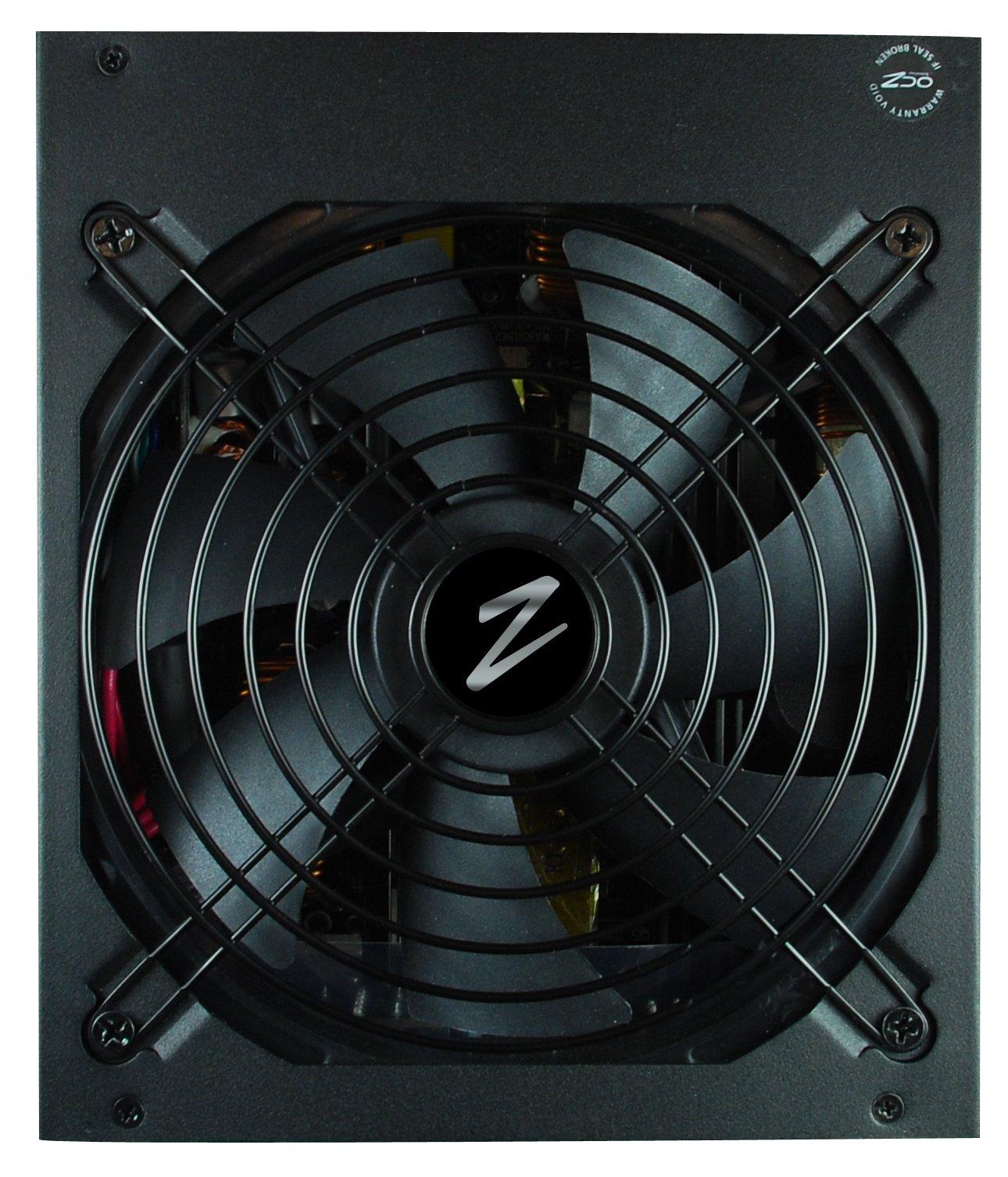 PC Power & Cooling ZX Series 850 Watt (850W) 80+ Gold Fully-Modular Active PFC Performance Grade ATX PC Power Supply 5 Year Warranty OCZ-ZX850W