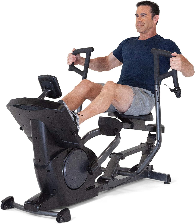 Heavy Duty Premium Rowing Machine # Exercise Rower Home Gym Machine Body Toner