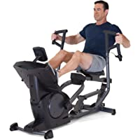 Teeter Power10 Rower with 2-Way Magnetic Resistance Elliptical Motion – Indoor Rowing Machine w/Bluetooth HRM, Teeter…