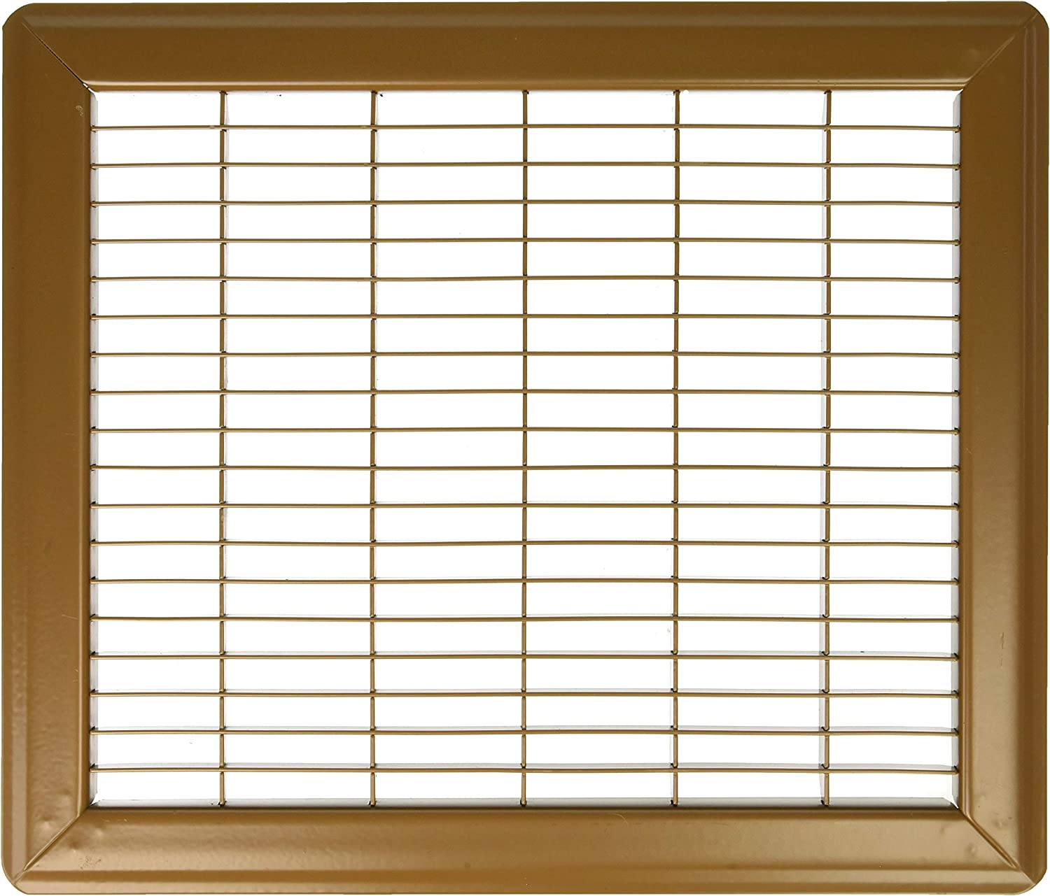 IMPERIAL MANUFACTURING RG0625 10X12IN floor grille