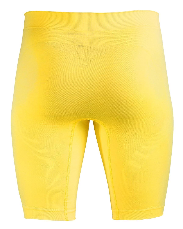 Knapman Zoned Compression Short USP 45/% yellow