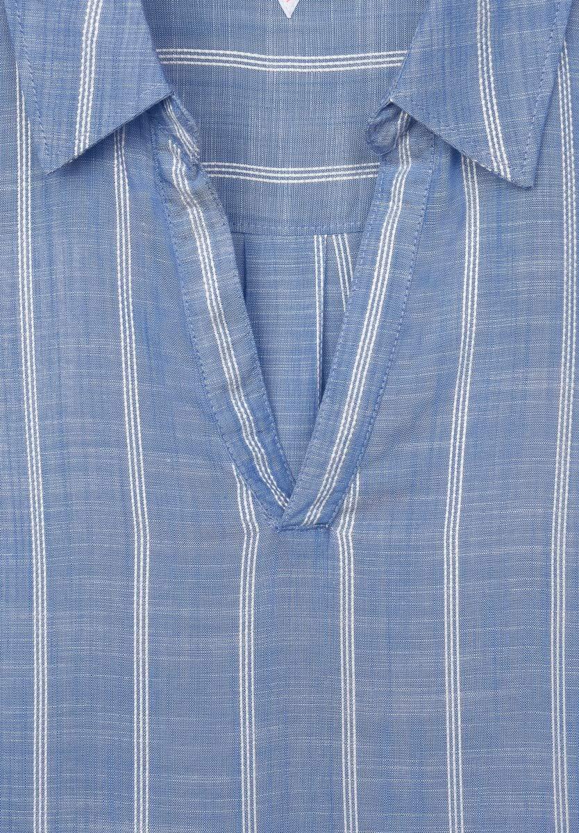 Cecil dam blus Blouse Blue