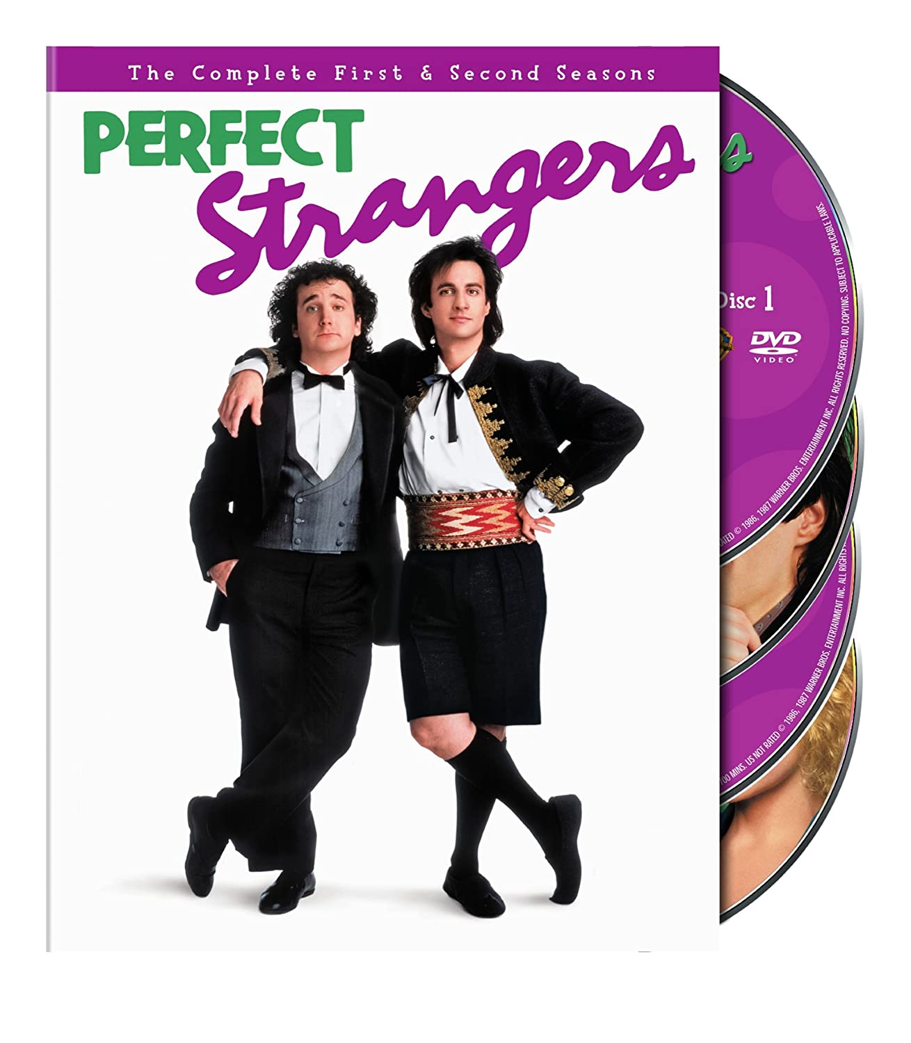 Amazon Com Perfect Strangers The Complete First And Second Seasons Mark Linn Baker Bronson Pinchot Rebeca Arthur Melanie Wilson Jomarie Payton Belita Moreno Sam Anderson Alisan Porter F J O Neil Eugene Roche Greg Antonacci James