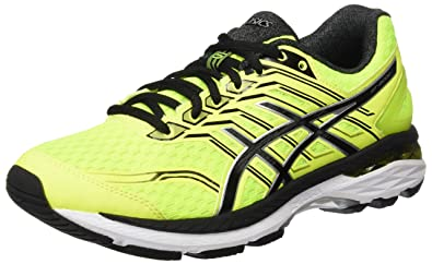 Asics Herren GT-2000 5 Laufschuhe, Gelb (Safety Yellow/Black/Silver